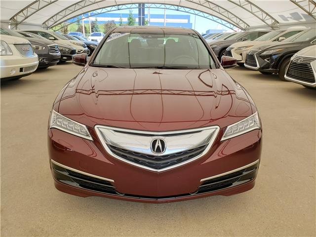 2015 Acura TLX Tech (Stk: L19234B) in Calgary - Image 9 of 23