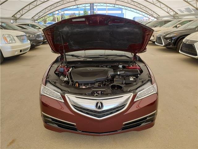 2015 Acura TLX Tech (Stk: L19234B) in Calgary - Image 10 of 23