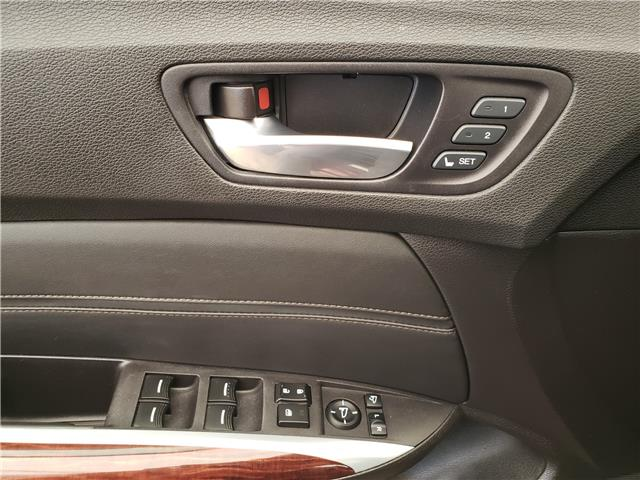 2015 Acura TLX Tech (Stk: L19234B) in Calgary - Image 22 of 23