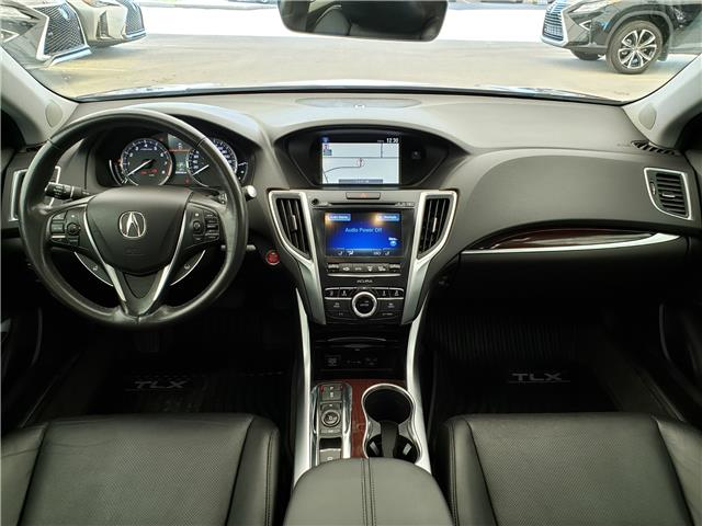 2015 Acura TLX Tech (Stk: L19234B) in Calgary - Image 2 of 23