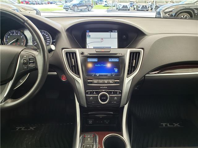 2015 Acura TLX Tech (Stk: L19234B) in Calgary - Image 20 of 23