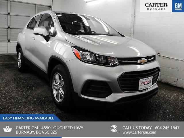 2019 Chevrolet Trax LS (Stk: T9-94660) in Burnaby - Image 1 of 12