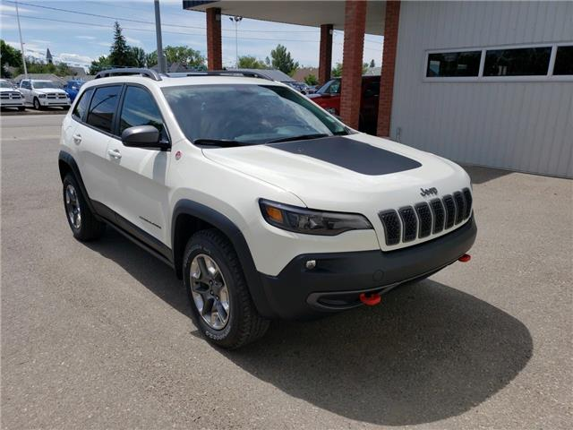 2019 Jeep Cherokee Trailhawk (Stk: 15484) in Fort Macleod - Image 3 of 20