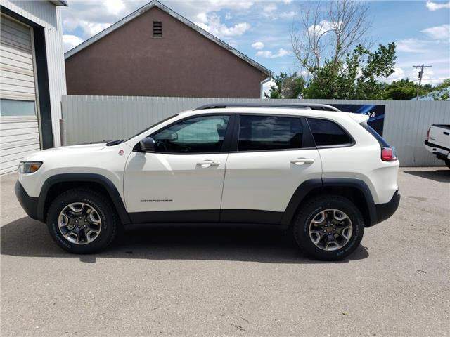 2019 Jeep Cherokee Trailhawk (Stk: 15484) in Fort Macleod - Image 4 of 20