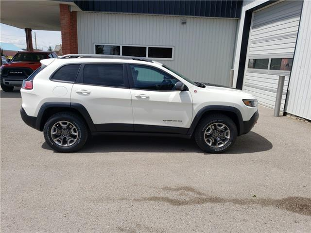 2019 Jeep Cherokee Trailhawk (Stk: 15484) in Fort Macleod - Image 6 of 20