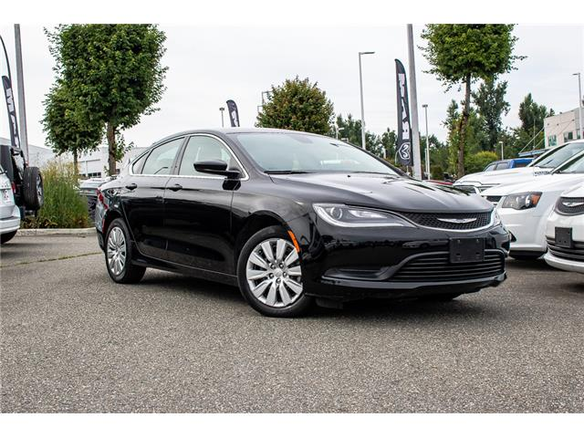 2016 Chrysler 200 LX (Stk: K443221A) in Abbotsford - Image 2 of 20