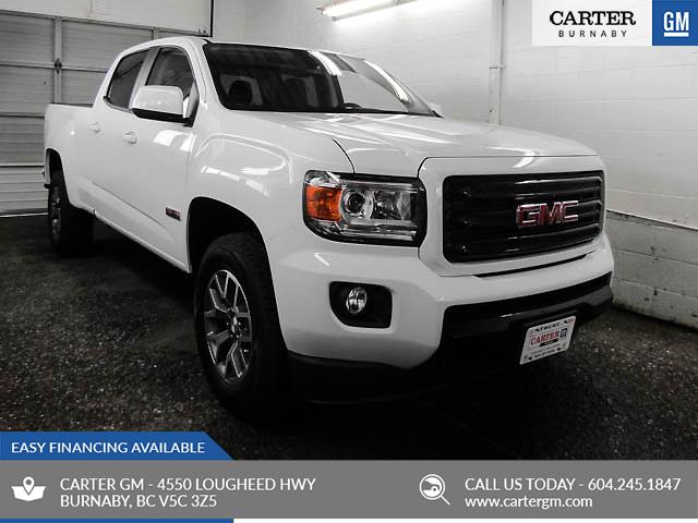 2019 GMC Canyon All Terrain w/Cloth (Stk: 89-0396T) in Burnaby - Image 1 of 12