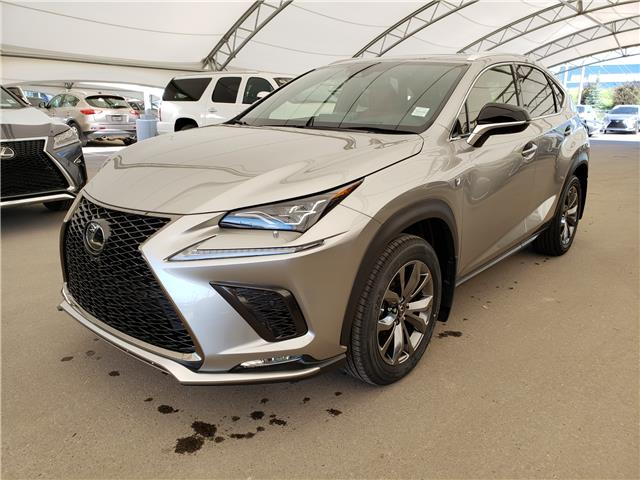 2020 Lexus NX 300 Base (Stk: L20014) in Calgary - Image 3 of 6