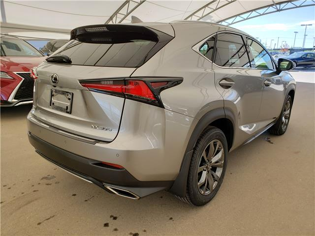 2020 Lexus NX 300 Base (Stk: L20014) in Calgary - Image 5 of 6