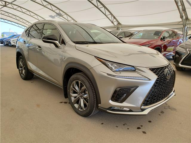 2020 Lexus NX 300 Base (Stk: L20014) in Calgary - Image 1 of 6