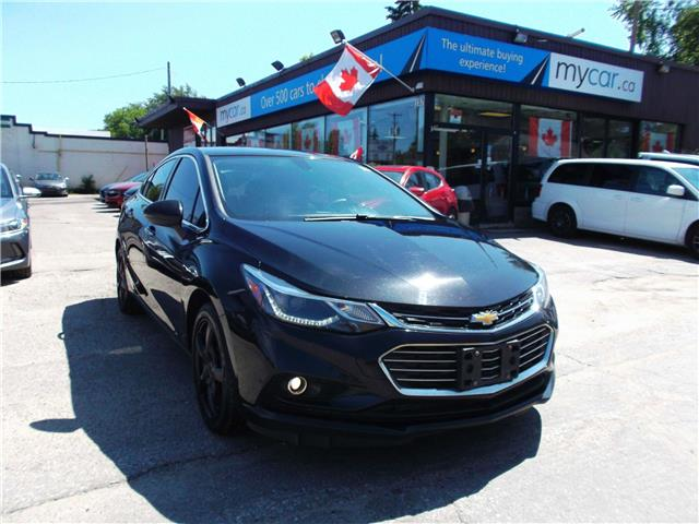 2018 Chevrolet Cruze Premier Auto (Stk: 190951) in North Bay - Image 1 of 13