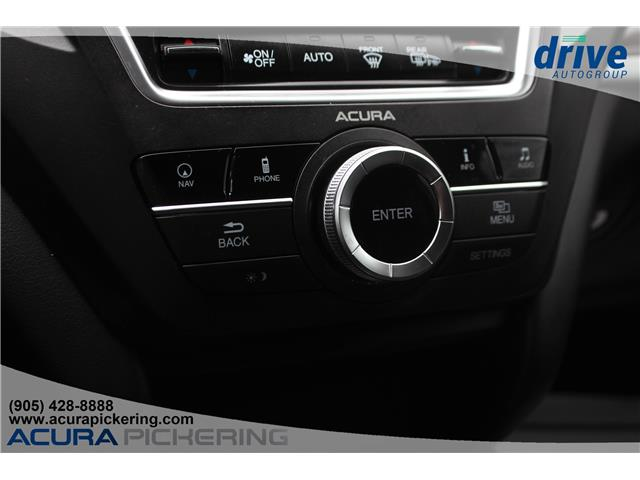 2017 Acura MDX Navigation Package (Stk: AP4903) in Pickering - Image 17 of 34