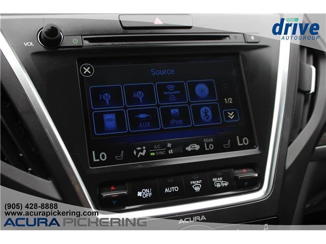 2017 Acura MDX Navigation Package (Stk: AP4903) in Pickering - Image 16 of 34