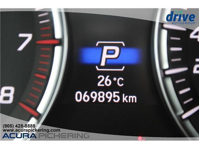 2017 Acura MDX Navigation Package (Stk: AP4903) in Pickering - Image 13 of 34