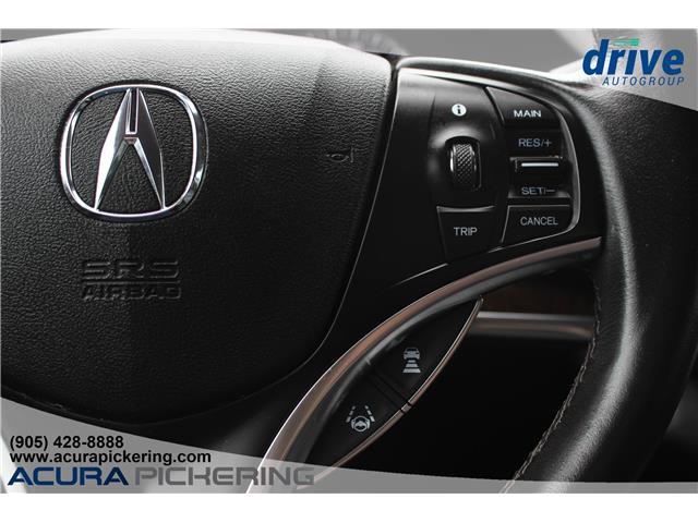 2017 Acura MDX Navigation Package (Stk: AP4903) in Pickering - Image 21 of 34