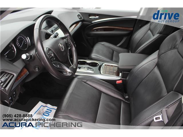 2017 Acura MDX Navigation Package (Stk: AP4903) in Pickering - Image 11 of 34