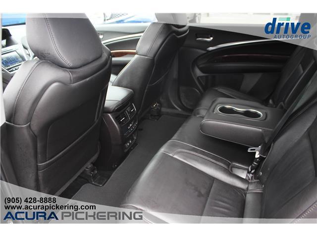 2017 Acura MDX Navigation Package (Stk: AP4903) in Pickering - Image 25 of 34