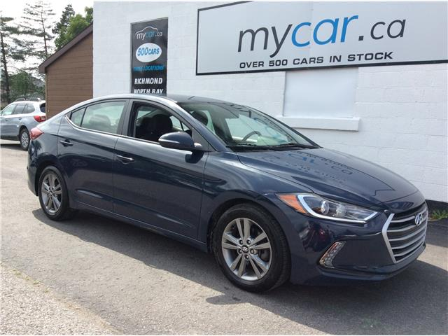 2017 Hyundai Elantra GL (Stk: 191040) in Richmond - Image 1 of 20
