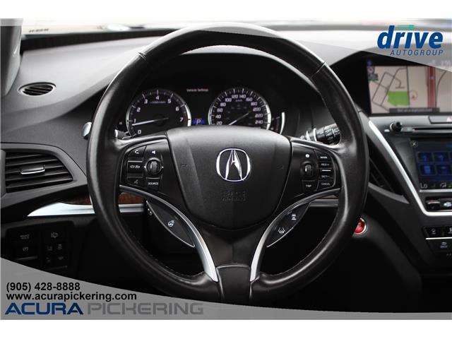 2017 Acura MDX Navigation Package (Stk: AP4903) in Pickering - Image 12 of 34
