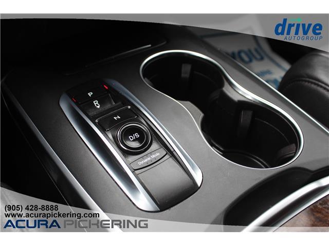 2017 Acura MDX Navigation Package (Stk: AP4903) in Pickering - Image 18 of 34