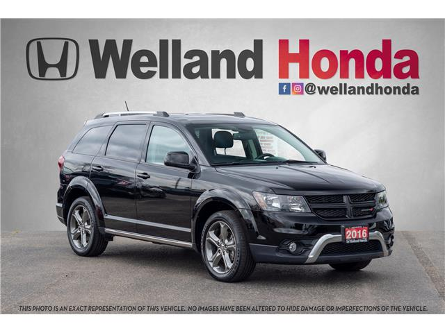 2016 Dodge Journey Crossroad (Stk: U6686) in Welland - Image 1 of 14