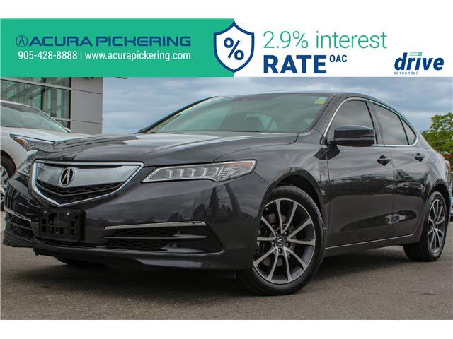 2016 Acura TLX Tech (Stk: AP4910) in Pickering - Image 1 of 34