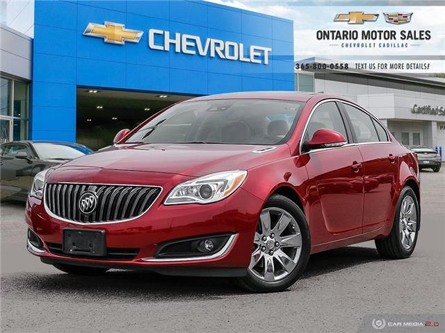2015 Buick Regal Premium II (Stk: 201003A) in Oshawa - Image 1 of 36