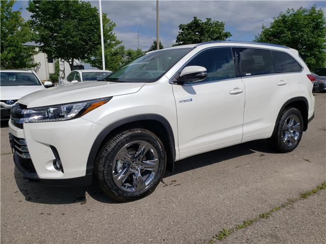 2019 Toyota Highlander Hybrid Limited (Stk: 9-1014) in Etobicoke - Image 1 of 17
