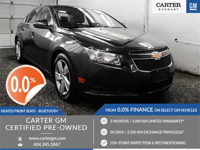 2014 Chevrolet Cruze DIESEL (Stk: Q9-62291) in Burnaby - Image 1 of 23