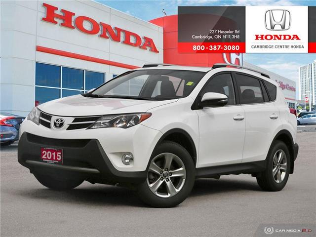 2015 Toyota RAV4  (Stk: 19954A) in Cambridge - Image 1 of 27