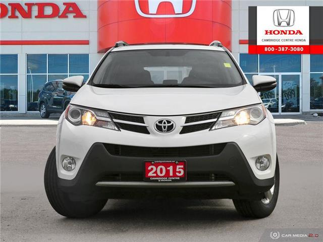 2015 Toyota RAV4  (Stk: 19954A) in Cambridge - Image 2 of 27