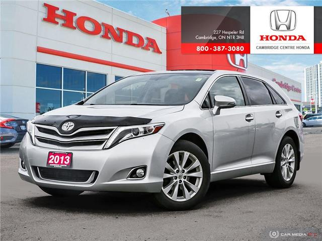 2013 Toyota Venza Base (Stk: 19940A) in Cambridge - Image 1 of 27
