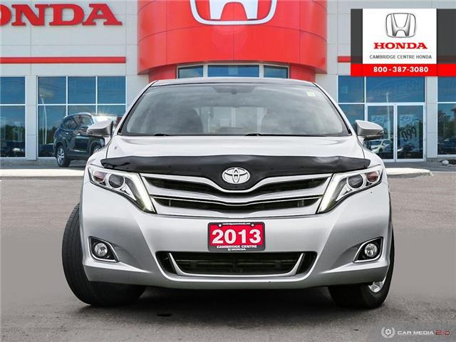 2013 Toyota Venza Base (Stk: 19940A) in Cambridge - Image 2 of 27