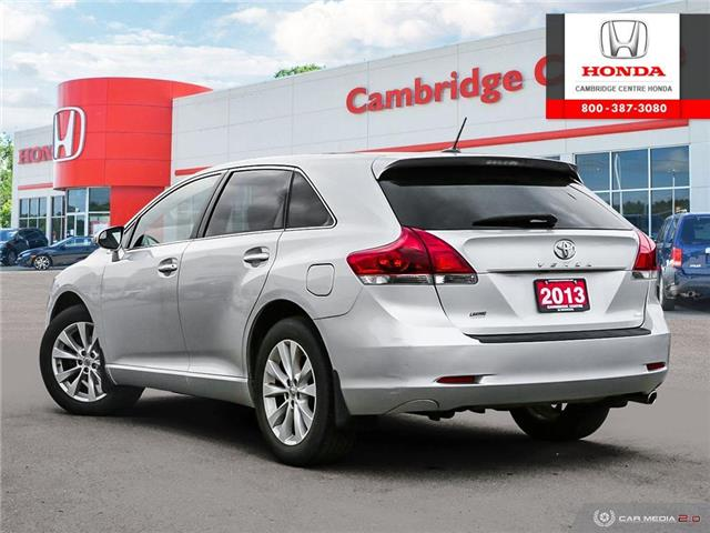 2013 Toyota Venza Base (Stk: 19940A) in Cambridge - Image 4 of 27
