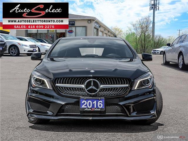 2016 Mercedes-Benz CLA-Class 4Matic (Stk: 16LACM4) in Scarborough - Image 2 of 27