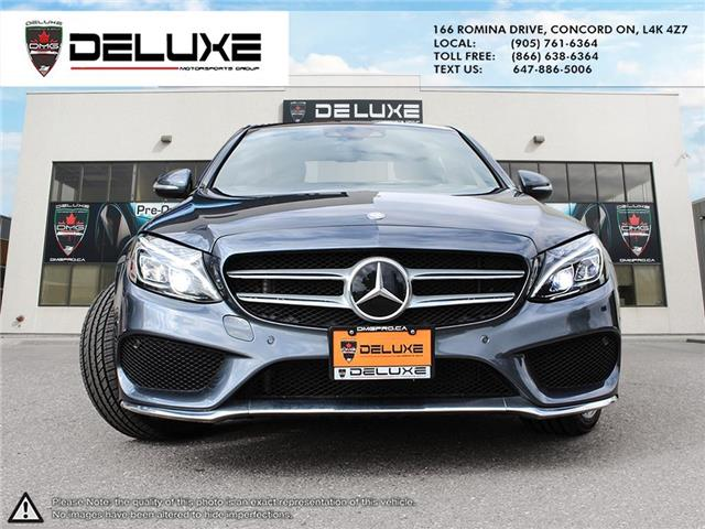 2015 Mercedes-Benz C-Class Base (Stk: D0616) in Concord - Image 2 of 28