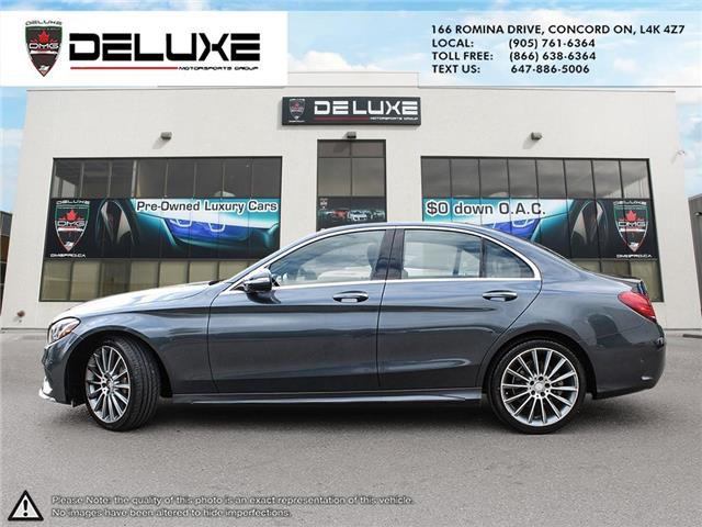 2015 Mercedes-Benz C-Class Base (Stk: D0616) in Concord - Image 3 of 28
