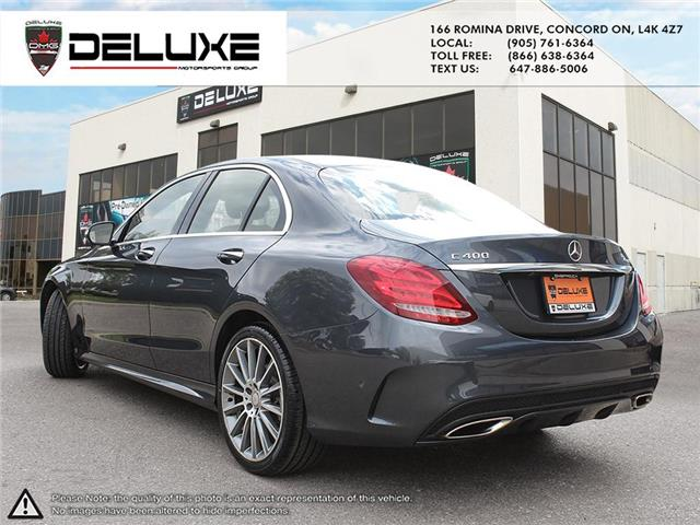 2015 Mercedes-Benz C-Class Base (Stk: D0616) in Concord - Image 4 of 28