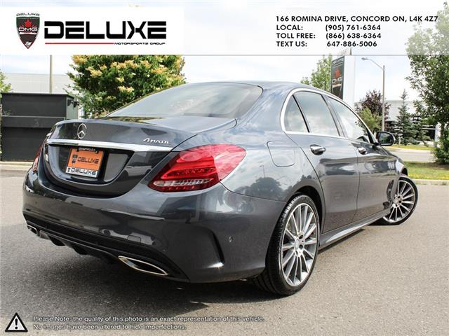 2015 Mercedes-Benz C-Class Base (Stk: D0616) in Concord - Image 6 of 28