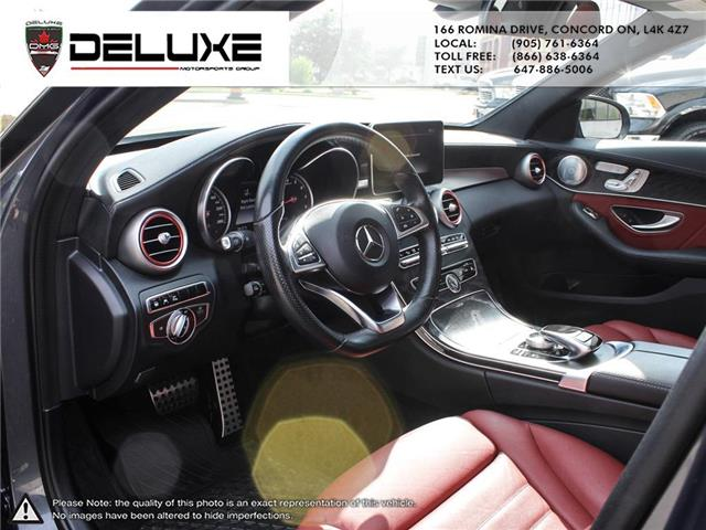 2015 Mercedes-Benz C-Class Base (Stk: D0616) in Concord - Image 12 of 28