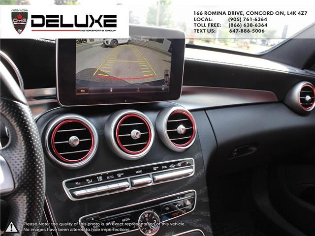2015 Mercedes-Benz C-Class Base (Stk: D0616) in Concord - Image 20 of 28