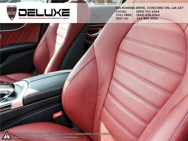 2015 Mercedes-Benz C-Class Base (Stk: D0616) in Concord - Image 28 of 28