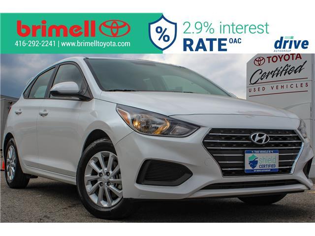 2019 Hyundai Accent Preferred (Stk: 9876R) in Scarborough - Image 1 of 26