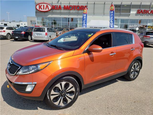 2012 Kia Sportage SX (Stk: 39129A) in Saskatoon - Image 1 of 29