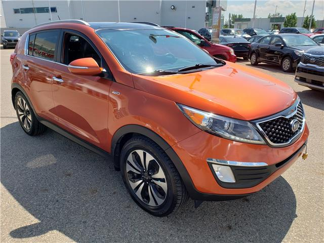 2012 Kia Sportage SX (Stk: 39129A) in Saskatoon - Image 2 of 29