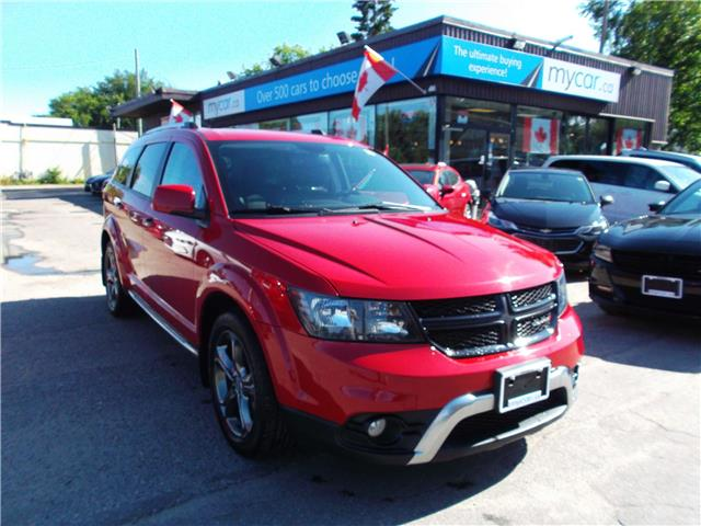 2014 Dodge Journey Crossroad (Stk: 191003) in North Bay - Image 1 of 13