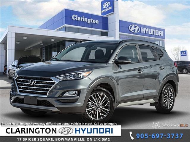 2019 Hyundai Tucson Luxury (Stk: 19499) in Clarington - Image 1 of 24