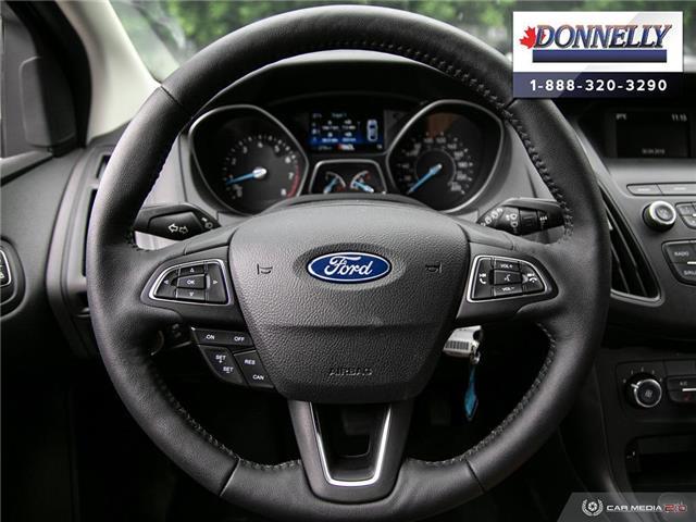 2018 Ford Focus SE (Stk: DR2253) in Ottawa - Image 14 of 29