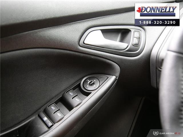2018 Ford Focus SE (Stk: DR2253) in Ottawa - Image 17 of 29
