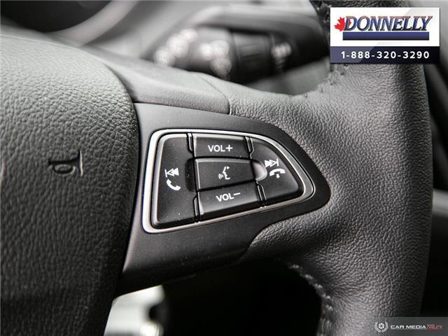 2018 Ford Focus SE (Stk: DR2253) in Ottawa - Image 18 of 29